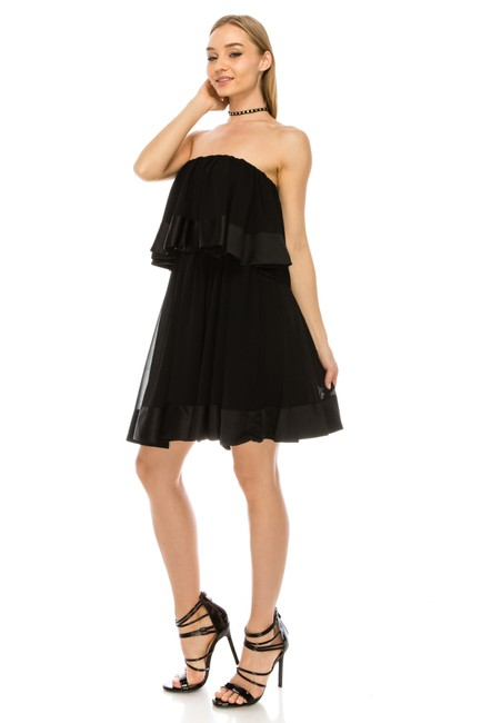 do+be Datenight Shortdress Lbd Prom Dress Image 2