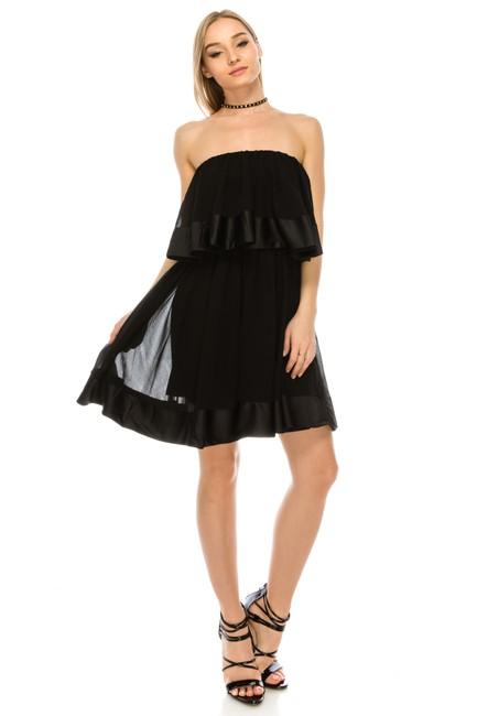 do+be Datenight Shortdress Lbd Prom Dress Image 3