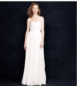 J.Crew Ivory Silk Juliette Gown. Color: Item # A9713. Wedding ...