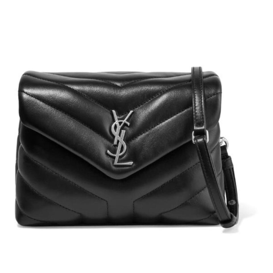 2c14e7494e Saint Laurent Monogram Loulou Quilted Leather Cross Body Bag - Tradesy