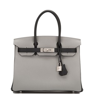 Hermès Satchel in Grey
