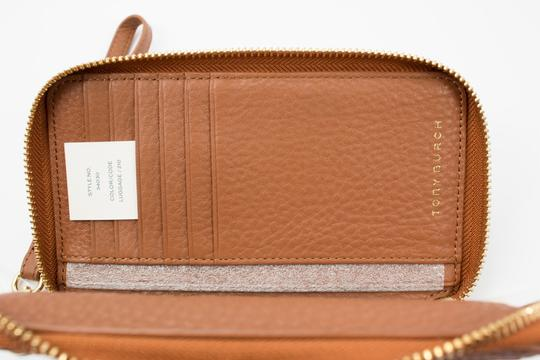 Tory Burch Style # 34030 190041299690 Wristlet in Luggage Image 3