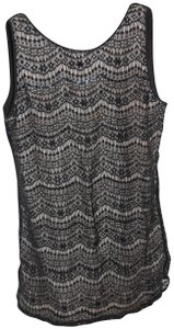 Maurices Sequin Comfortable Top Black