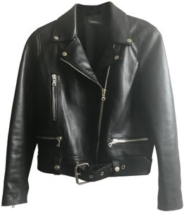 THEPERFEXT Leather Jacket