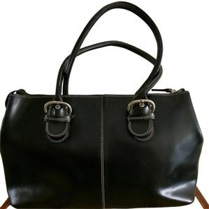 Nannini Tote in Black