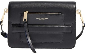Marc Jacobs Saffiano Leather Cross Body Bag