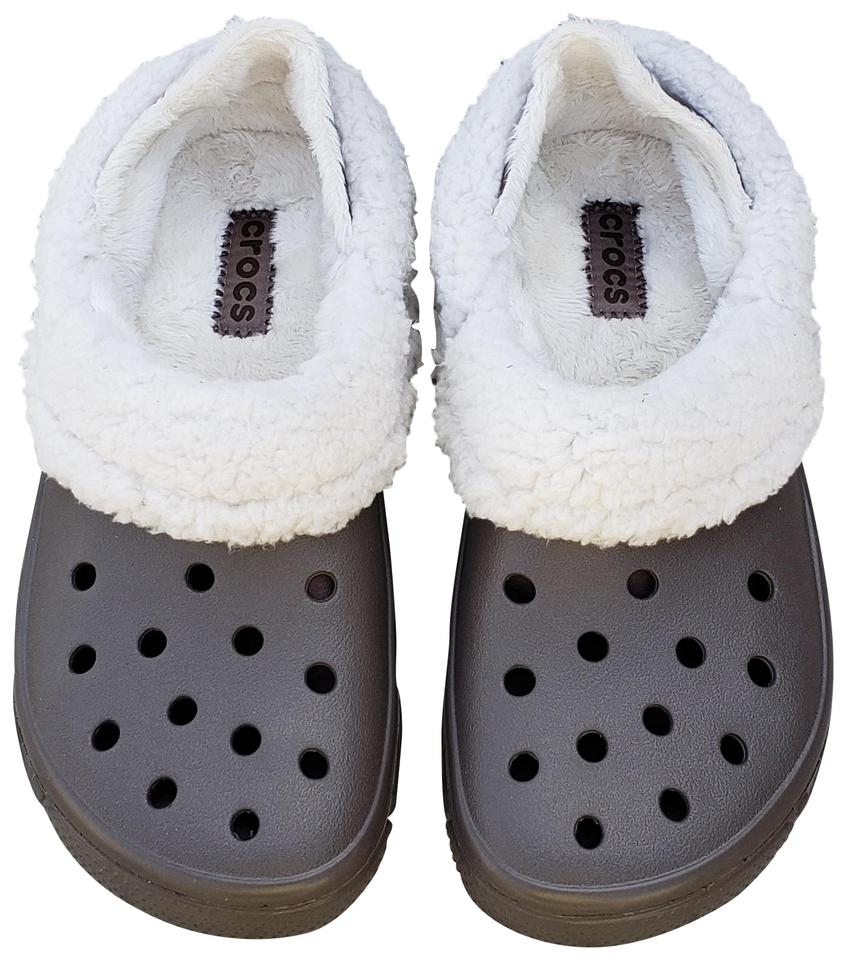Crocs Lined Pewter