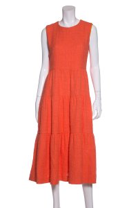 Roksanda Ilincic short dress Orange on Tradesy