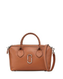 Marc Jacobs Noho Double J Tote in Tan