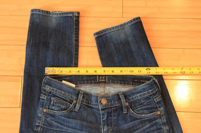 Citizens of Humanity Straight Leg Jeans-Dark Rinse Image 3