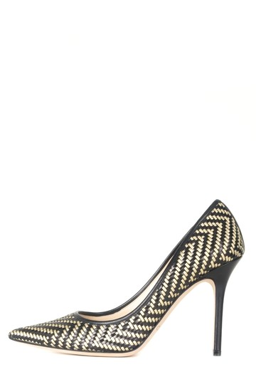 Jimmy Choo black and gold Pumps Image 0