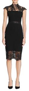 Alice + Olivia Date Lace Dress