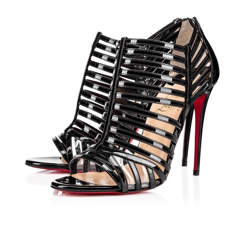 1edd87ee142 Christian Louboutin Shoes Caged Louboutin High Heel Size 42