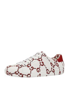 a9a0edee9 Women s White Gucci Shoes - Up to 90% off at Tradesy