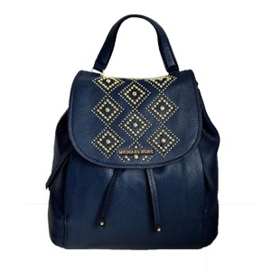 6800d682e85a Blue Leather Michael Kors Backpacks - Over 70% off at Tradesy