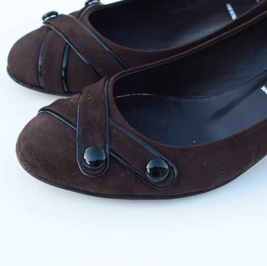 Butter brown Pumps
