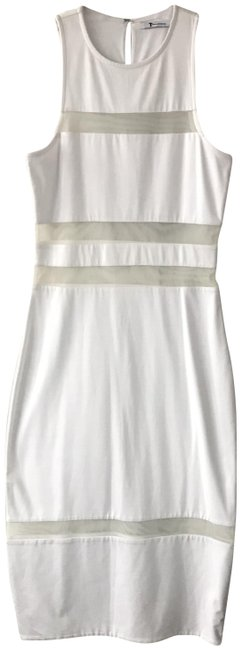 Preload https://img-static.tradesy.com/item/23295403/alexander-wang-white-mesh-stripe-fitted-mid-length-night-out-dress-size-4-s-0-1-650-650.jpg