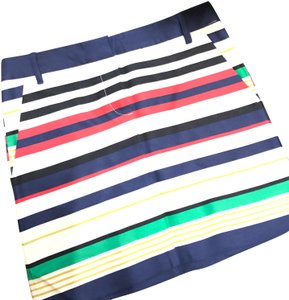 J.Crew Mini Skirt multicolored