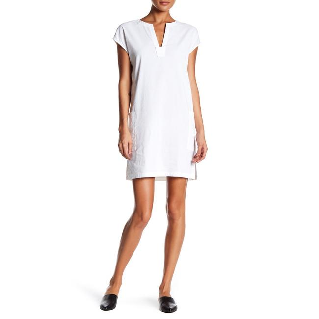 Preload https://img-static.tradesy.com/item/23295631/theory-white-saturnina-stretch-linen-short-casual-dress-size-12-l-0-0-650-650.jpg