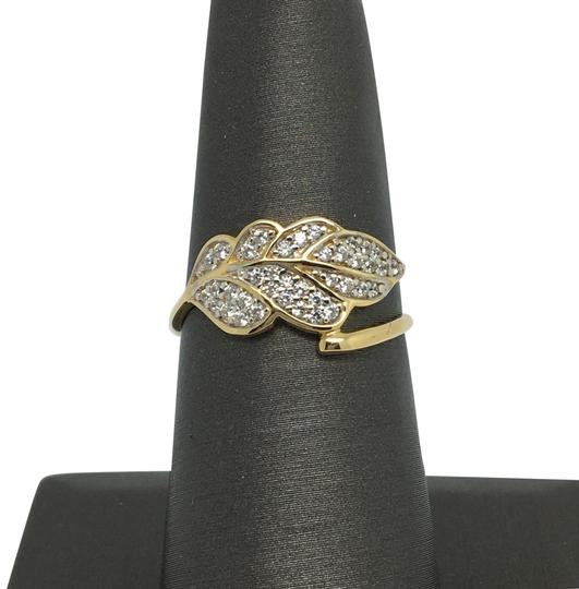 Preload https://img-static.tradesy.com/item/23295814/14k-yellow-gold-leaf-style-cz-ring-0-1-540-540.jpg