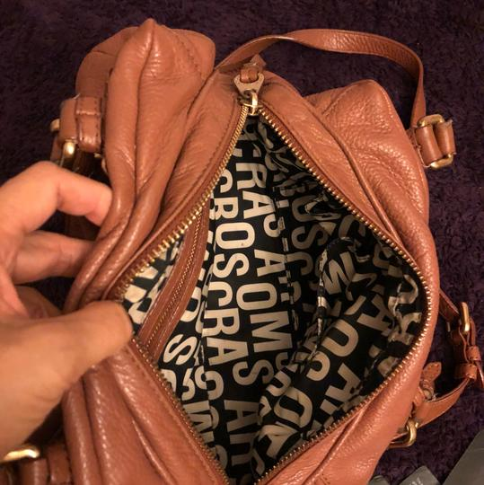 Marc by Marc Jacobs Satchel in Tan