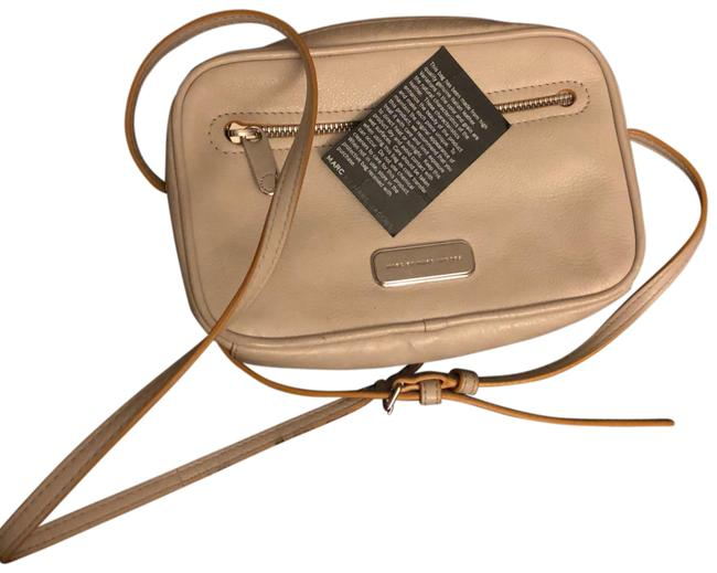 Marc by Marc Jacobs Bone Leather Cross Body Bag Marc by Marc Jacobs Bone Leather Cross Body Bag Image 1