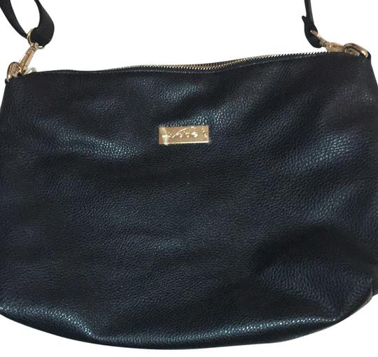 Preload https://img-static.tradesy.com/item/23296040/bebe-purse-black-leather-satchel-0-1-540-540.jpg