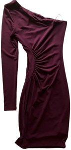 Marciano Bodycon Cut-out One Shoulder Dress