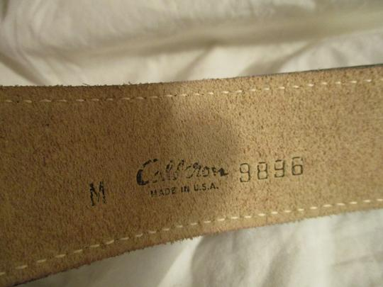 Calderon vintage leather