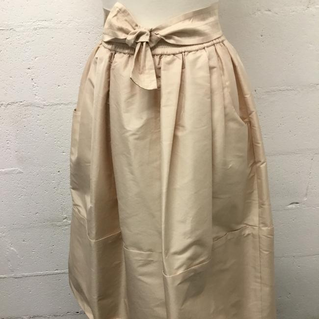 Tome Skirt Vanilla (Tan)