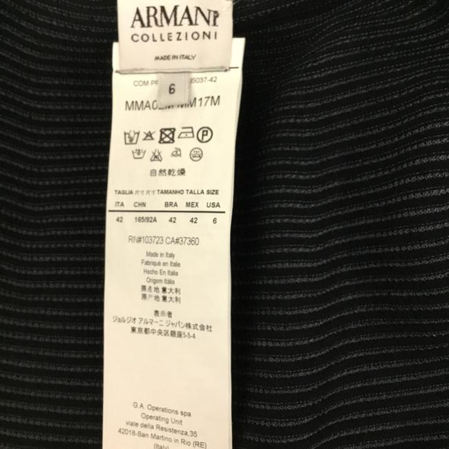 Armani Collezioni short dress Black on Tradesy