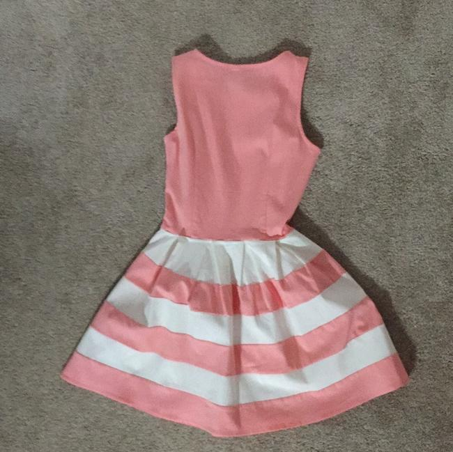Boutique short dress Pink on Tradesy