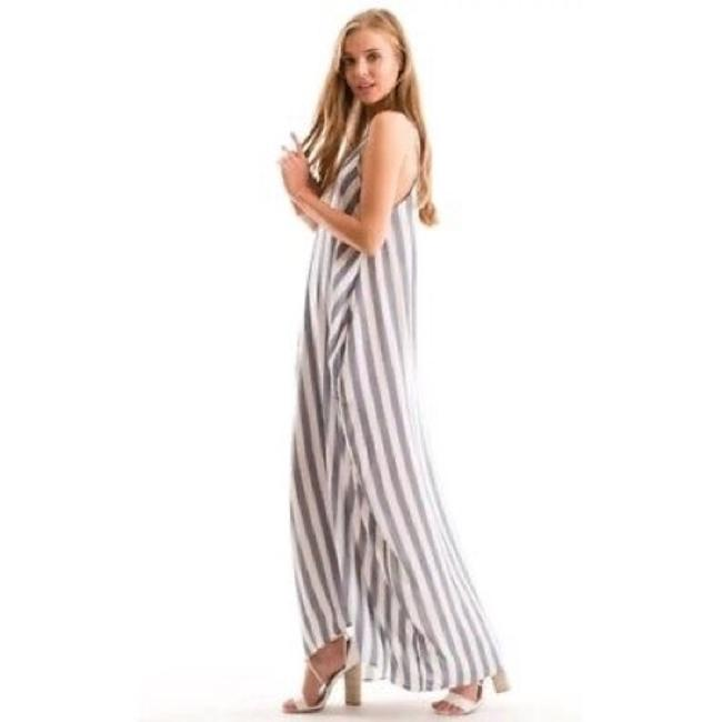 blue ivory Maxi Dress by Love In