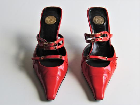 Versace Collection Heels Mules