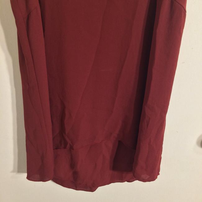 Veronica M Top Red
