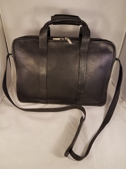 unbranded Colombia Made Vintage Tumi Hartmann black Messenger Bag