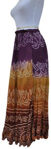 NEWPORT NEWS Maxi Skirt MULTI