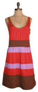 Marc by Marc Jacobs short dress multi color Color Block on Tradesy