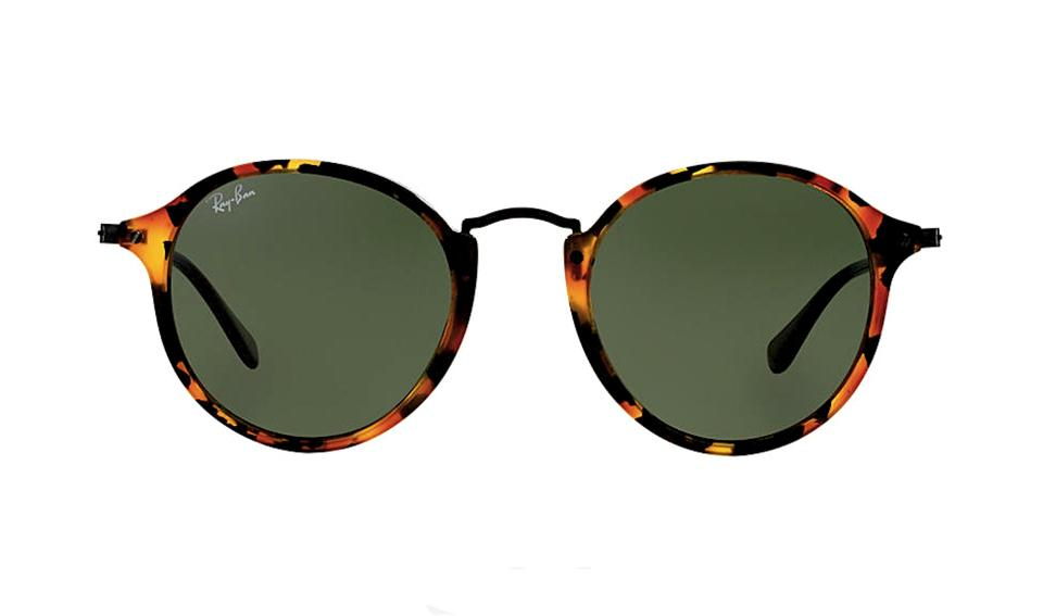 16e7d13e1b66e Ray-Ban Ray Ban RB 2447 1157 FREE 3 DAY SHIPPING Retro Rounded Sunglasses  Image ...