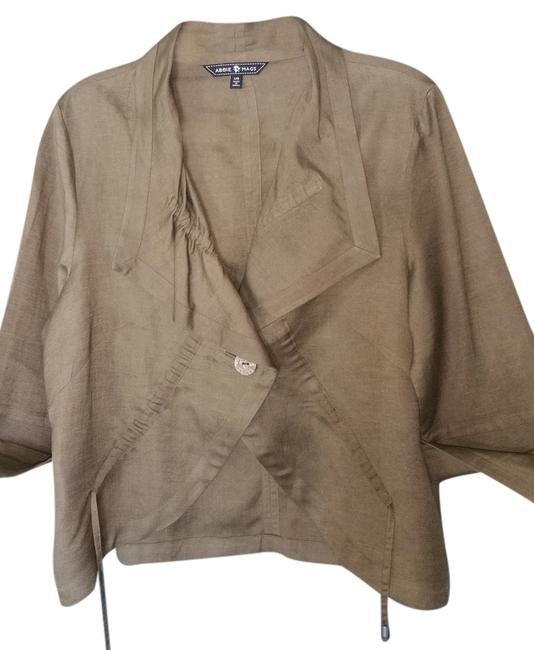 Preload https://item5.tradesy.com/images/abbie-maggs-olive-spring-jacket-size-12-l-2329984-0-0.jpg?width=400&height=650