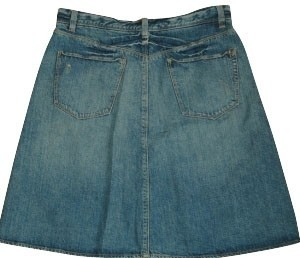 Madewell Skirt Blue