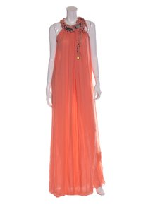 Coral Maxi Dress by Matthew Williamson