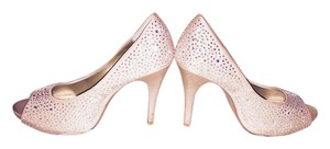 Lulu Townsend Rose gold Pumps