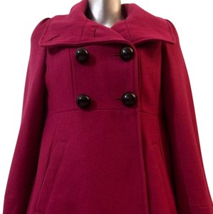 Guess By Marciano Wool Cashmere Pea Coat