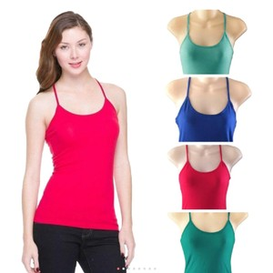 Ambiance Apparel Top Jade, Royal Blue, or Red. Please confirm your selection prior to purchasing.