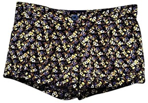 Miley Cyrus & Max Azria Dress Shorts Black with Floral Print, Yellow and more