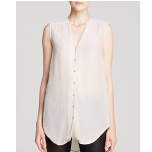 Eileen Fisher Top Cream