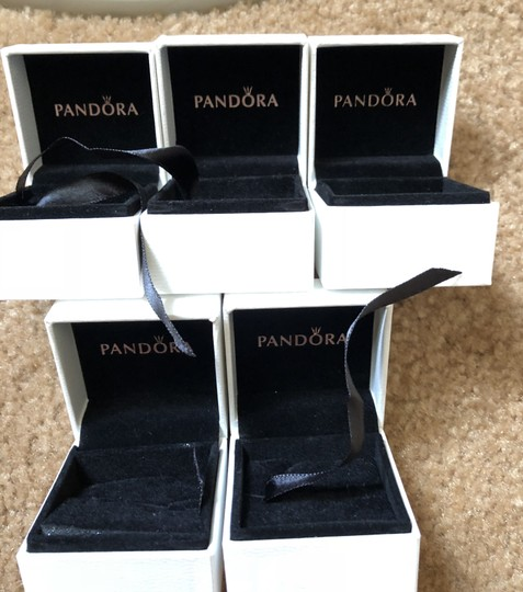 PANDORA Pandora Travel Jewelry Case --SEE PICS!! Image 9