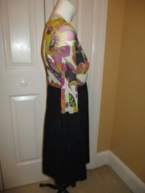 Sweet Pea by Stacy Frati 3/4sleeve Casual Night Out Dress Image 6