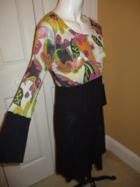 Sweet Pea by Stacy Frati 3/4sleeve Casual Night Out Dress Image 7